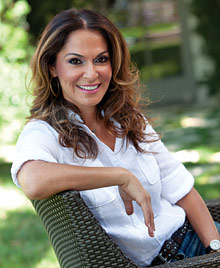 Angella Nazarian is the best-selling author of Life As A Visitor (Assouline 2009), and motivational speaker covering topics such as personal growth, ...